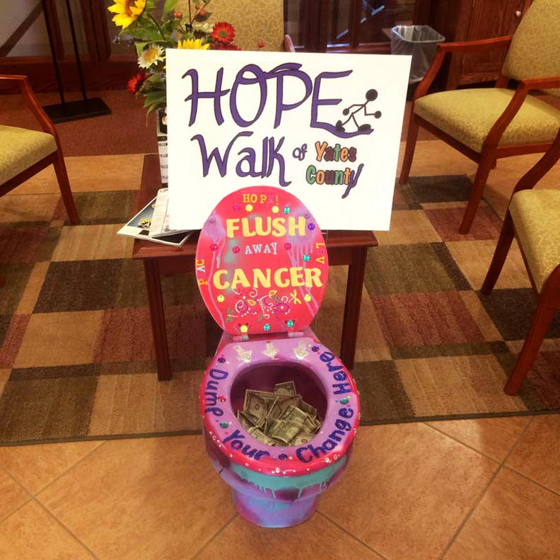Hope Walk Cancer Care Program